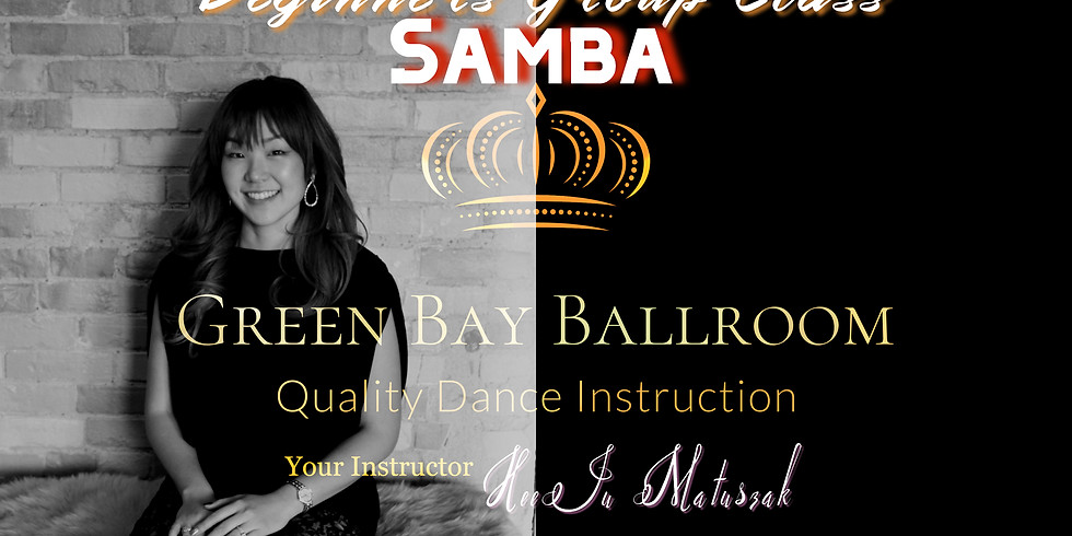 Beginners Group Class - Samba