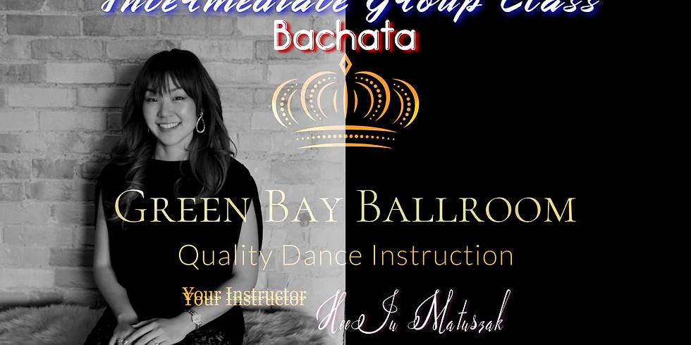 Intermediate Group Class- Bachata