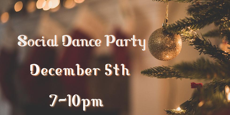 December 5th Social Dance Party