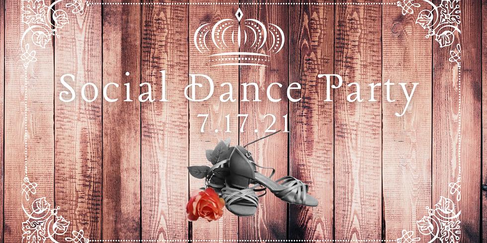Social Dance Party 7.17.21