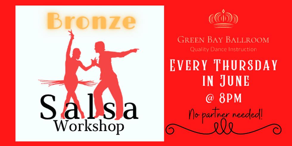 Bronze Salsa Workshop