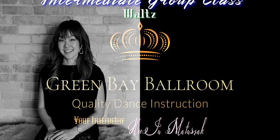 Intermediate Group Class- Waltz