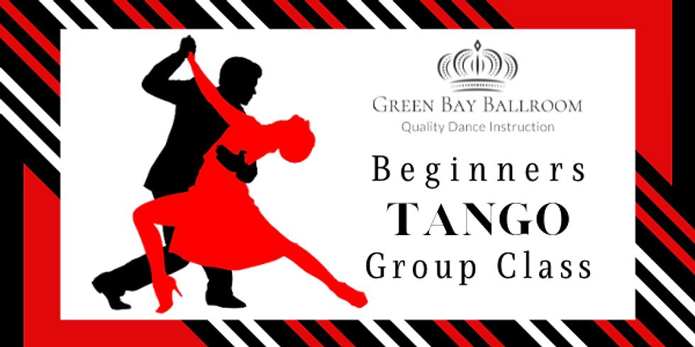 Beginners Group Class - Tango