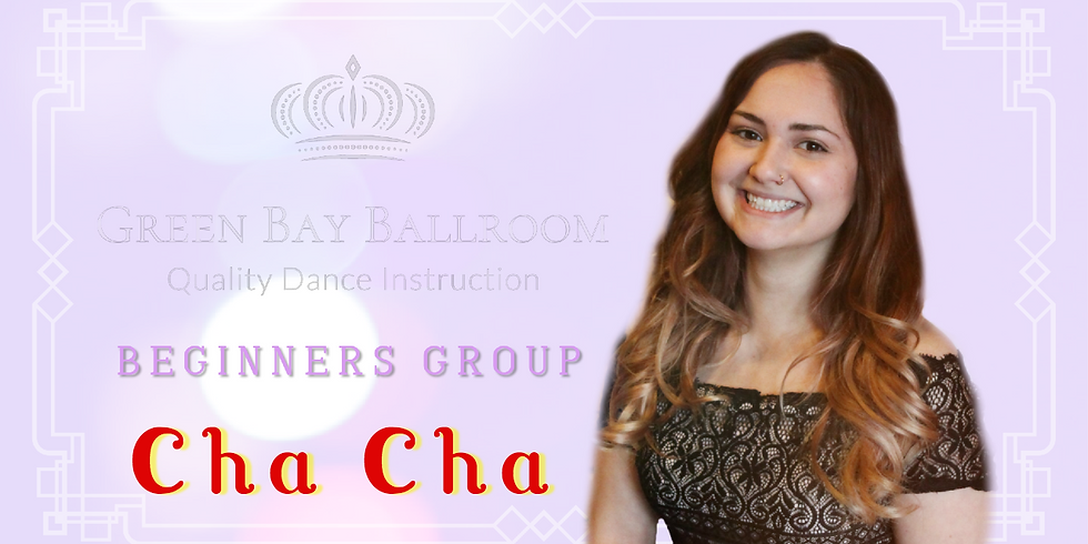 Beginners Group Class - Cha Cha