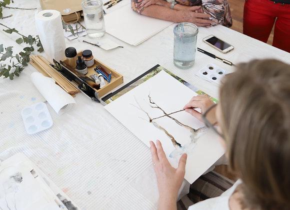 18 SEPT Beginners ONLINE workshop