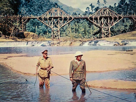 The Bridge on the River Kwai: A Strategic Pivot