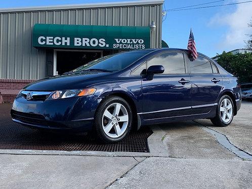 2006 Honda Civic Sdn EX AT