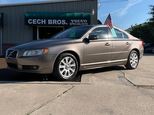 2009 Volvo S80 4dr Sdn I6 FWD