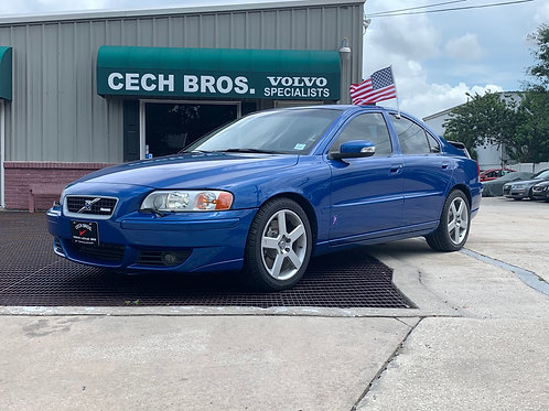 2007 Volvo S60 4dr Sdn 2.5L Turbo AT R AWD