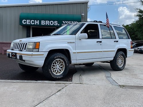 1994 Jeep Grand Cherokee 4dr Limited 4WD