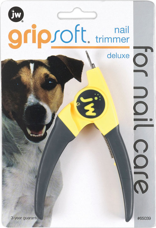 DELUXE NAIL TRIMMER FOR DOGS