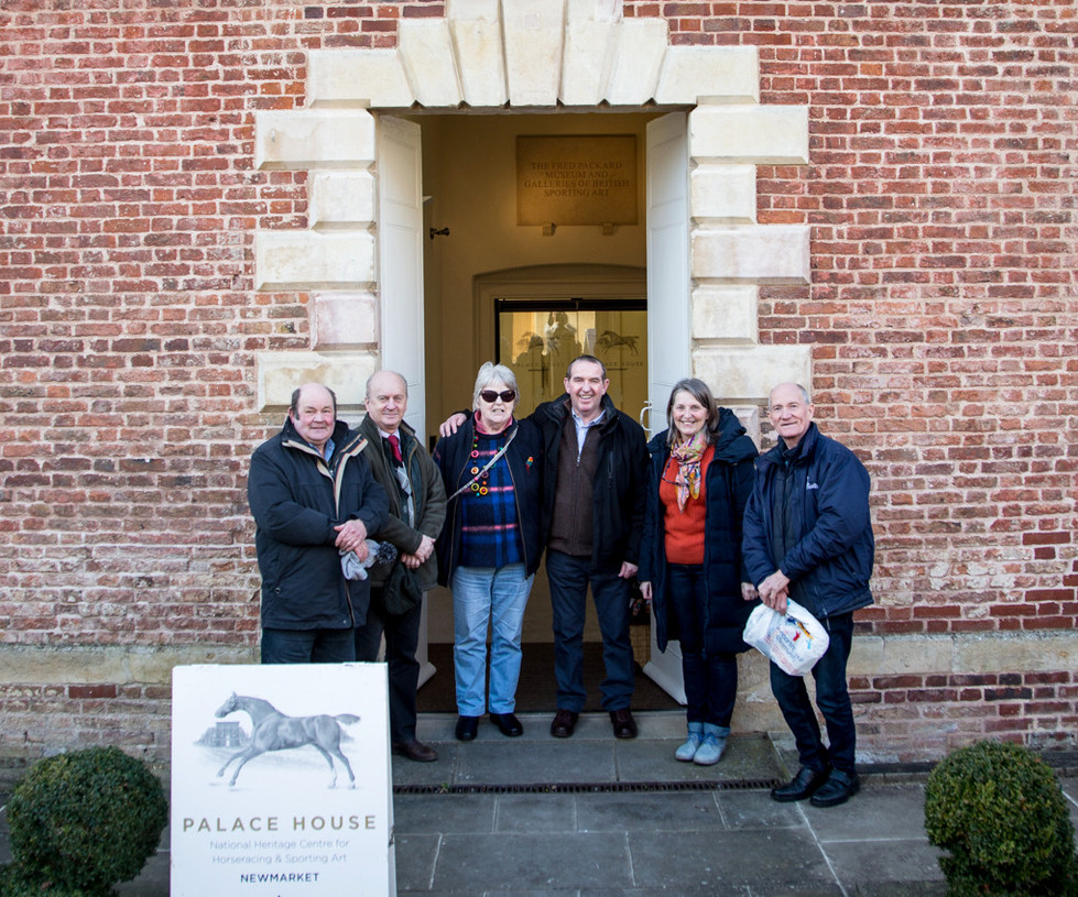 Everyone's A Winner:  Racing Research Resources in Newmarket