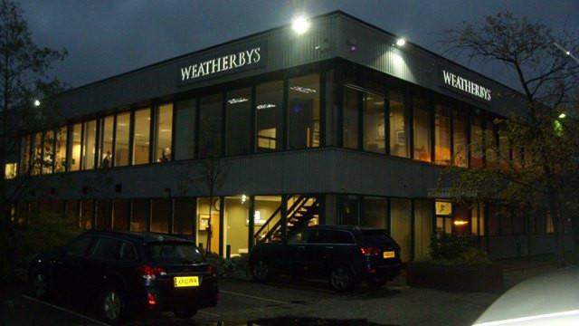 A day trip to Weatherbys