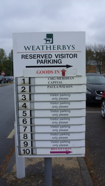 Weatherbys Parking.jpg