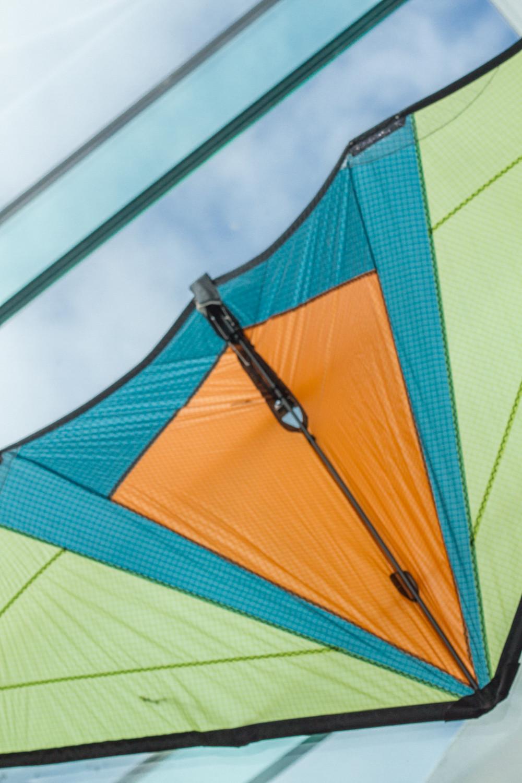 Kite Symphony Kite by Zack De Santos