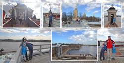 Фотокнига Санкт-Петербург, разворот