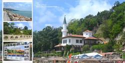 Фотокнига Болгария, разворот