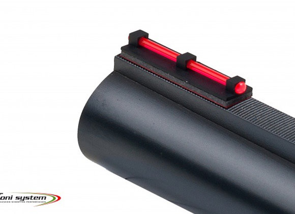 TONI SYSTEM MADR HUNTING ADHESIVE SIGHT 1,5MM RED & 6,0MM WIDTH, LENGTH 12MM