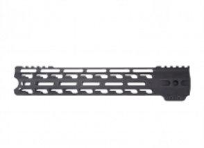 "Alpha W-One AR-15 M-Lok Free-Float Rail Handguard 12"""