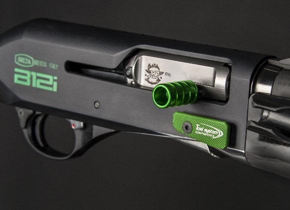 Toni Systems shotgun oversize bolt release