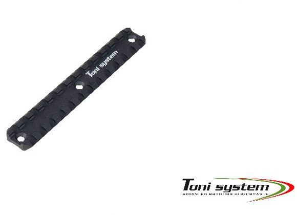 Toni Systems Rails