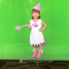 """""""天空魔法师"""" 儿童服装造型"""