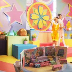 儿童节目布景设计