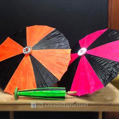 LED light umbrella