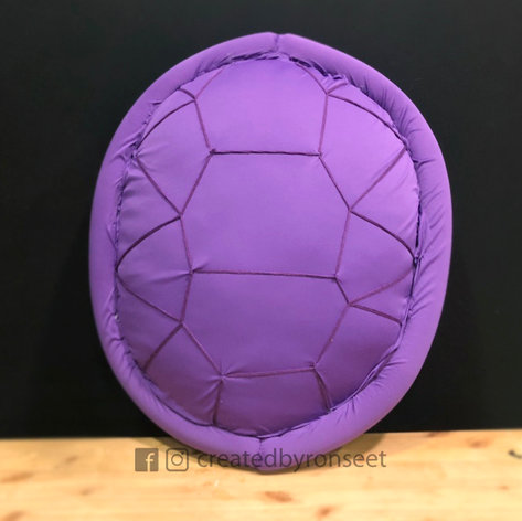 龟壳服装造型