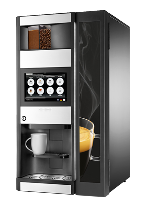 Vending Machine Coffee - Wittenborg 9100 Machine Distributrice Cafe