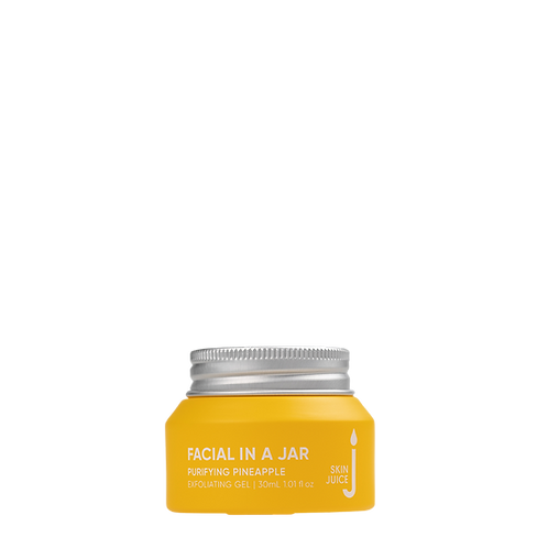 Facial in a Jar- Purifying Pineapple