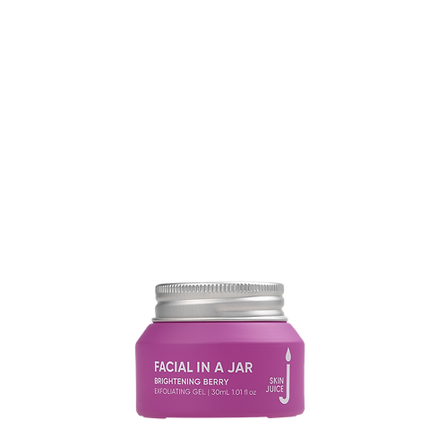 Facial in a Jar- Brightening Berry