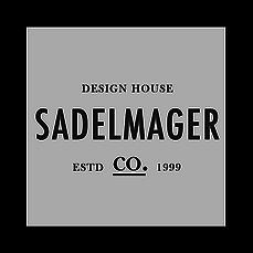 a61e131f104e Sadelmager White with Black crop semi tr