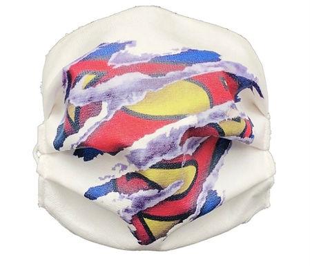 Mascherina da bambino Superman