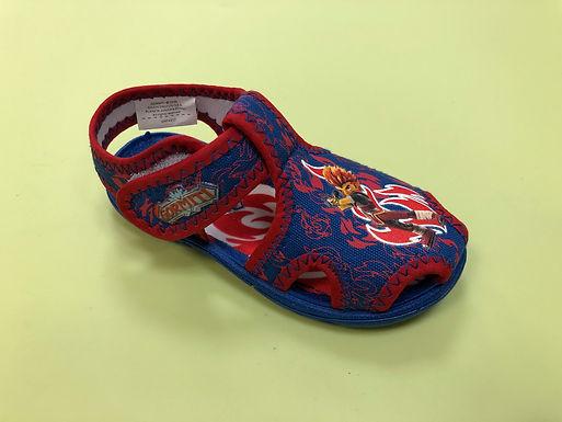 Sandalo in tela da bambino Gormiti chiuso in punta (GRP4317-09)