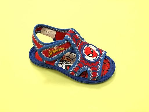 Sandalo in tela da bambino Spiderman (SPP4339-04)