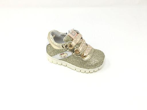 Scarpa bambina Balducci oro (csport3300)