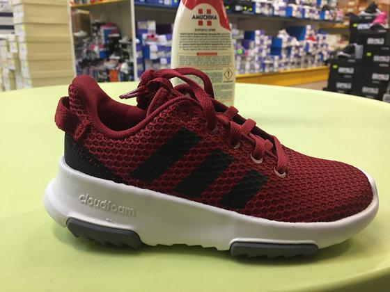 Adidas Cloudfoam rossa N. 30