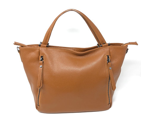 Borsa in pelle Made in Italy MARTINO (B002)
