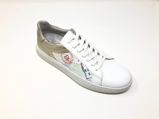 Scarpa da donna ALV by Alviero Martini (132-white)