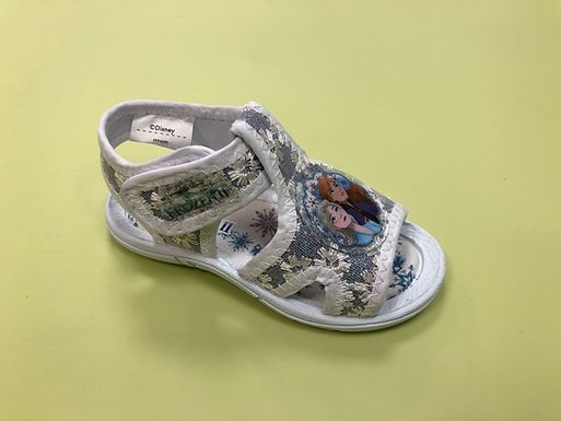 Sandalo in tela da bambina Frozen (FPP4350-37)