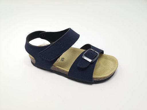 Sandalo da bambino blu dal 24 al 35 (GM47A)