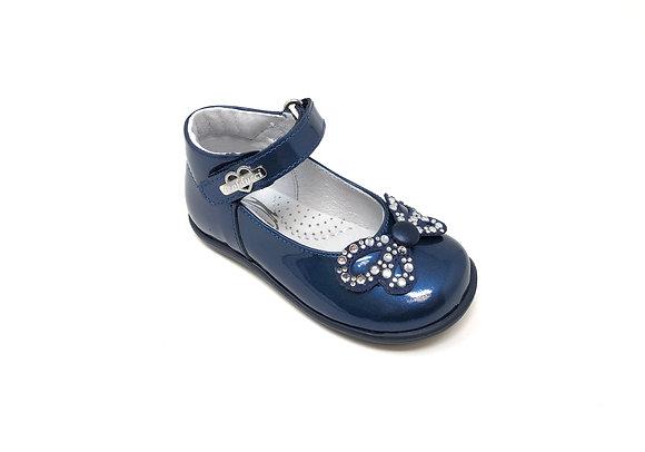 Ballerina da bambina blu lucida BALDUCCI (CITA3850)