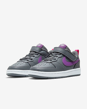 Nike Court Borough Low 2 Grigio (BQ5451-006)
