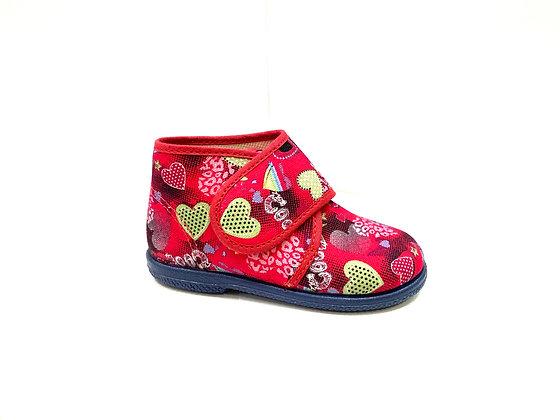Pantofola primo passo bambina Coccole vari colori (150)