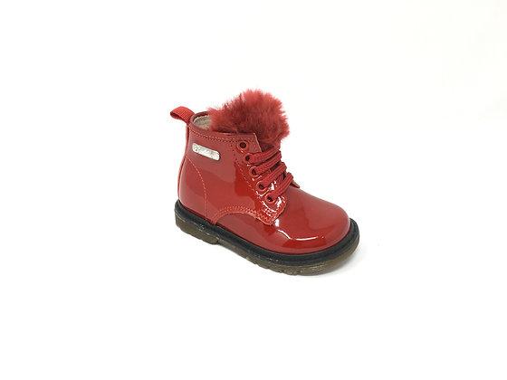 Scarponcino Balducci bambina rosso (Matrix 1305)