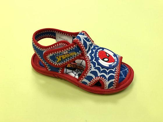 Sandalo in tela da bambino Spiderman (SPP4339-09)