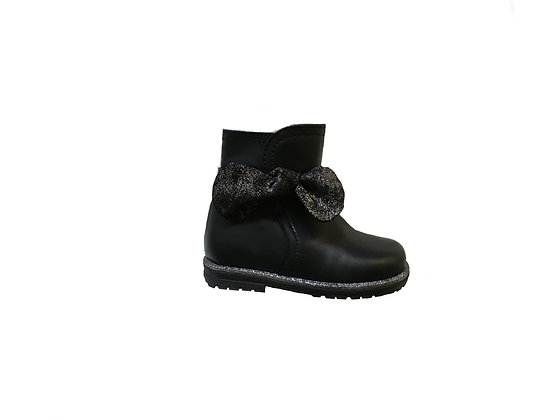 Stivale bambina in pelle Made Made in Italy Martino (8650)