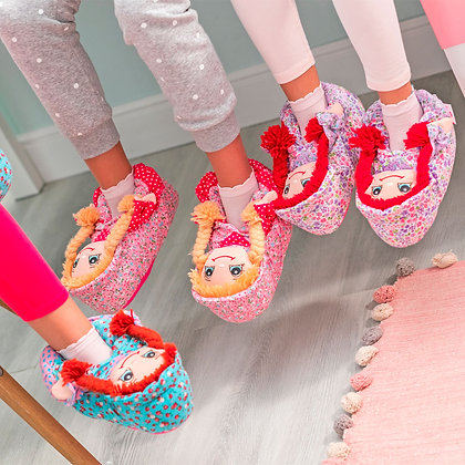 "Pantofola ""Bella"" Lellikelly per bambina vari colori (LK8000)"