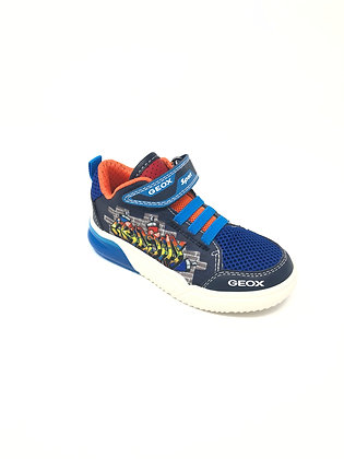 Geox scarpa bambino con luci (J029YD)